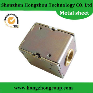 Stainless Steel Enclosure Stamping Part for Sheet Metal Fabrication pictures & photos