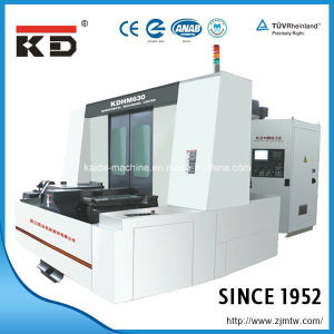 High Precision CNC Horizontal Machining Center (KDHM630) pictures & photos