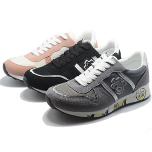 Women Hot Sell N Footwear Sport Shoes TPR Sneaker pictures & photos