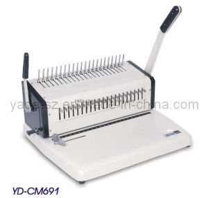 Comb Binding Machine YD-CM691 pictures & photos