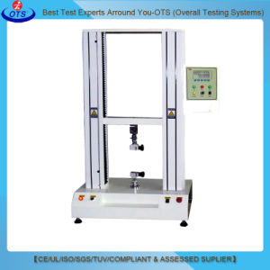 Universal Testing Instruments for Plastic Rubber Tensile Strength Testing Machine pictures & photos