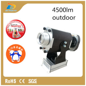 45W LED Logo Gobo ED Pattern Projector Waterproof IP65 pictures & photos