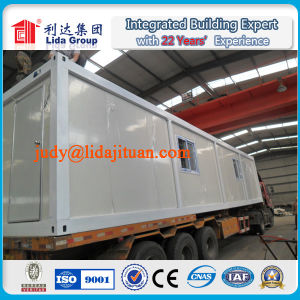 Prefabricated Hotel Building Materials Shipping Container Homes for Sale pictures & photos