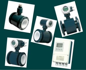 Integrated (Split) Electromagnetic Flowmeters pictures & photos