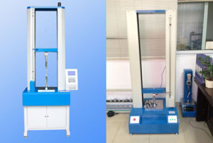 Microcomputer Type Tensile Testing Machine