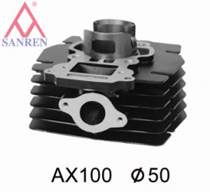 Motorcycle Cylinder Block (AX100) pictures & photos