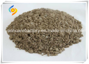 Abrasion-Resistant Refractory Fabricable Castable (KS)