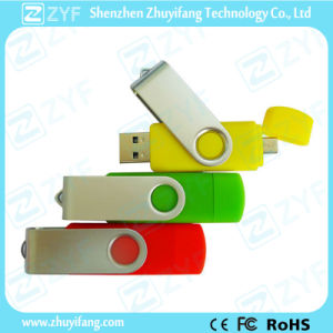 2014 Hot Sale New Design OTG USB Flash Drive (ZYF1601) pictures & photos