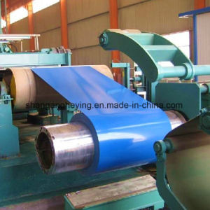 Prime Color Coated Galvanized Steel/PPGI Steel/Gi/Gl/Al/PPGI Strip Direct Mill pictures & photos