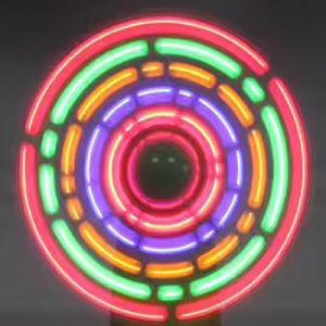 Fidget Spinner LED Flash Pattern Hand Spinner Manufacturer pictures & photos
