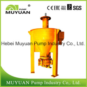 Centrifugal Flotation Circuit Heavy Duty Vertical Froth Pump pictures & photos