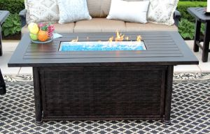 Propan and Nature Gas Fire Pit for Patio and Garden Furniture pictures & photos