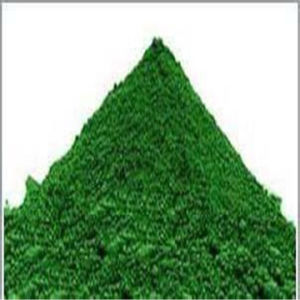 Manufacture Direct Used in Dyeing Chromium Oxide Green 99% pictures & photos