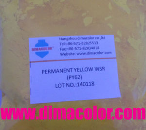 Pigment Yellow 62 for Coating (PY62-WSR) pictures & photos