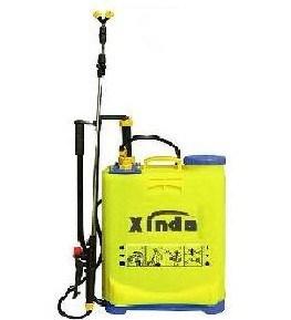 16L Double Pump Plastic Knapsack Manual Agricultural Sprayer pictures & photos