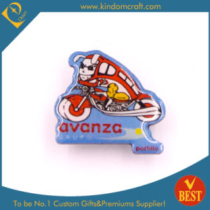 Avanza Pin Badge for Souvenir with Epoxy in Low Price pictures & photos