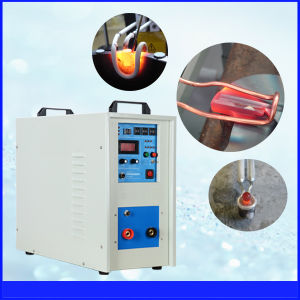 Ultrahigh Frequency Induction Heating Machine (UF-04A/AB) pictures & photos