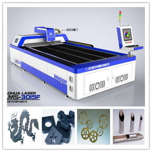 Steel/Aluminium/Copper/Brass Laser Cutting Machine (LM-YAG-500/650/850)