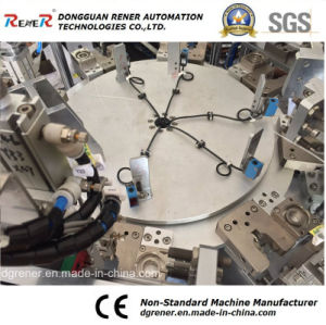 Manufacturing & Processing Non-Standard Automatic Production Line for Sanitary Products pictures & photos