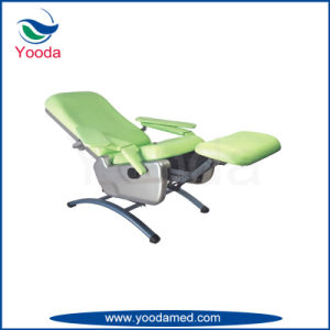 Electric Dialysis Chair with Three Function pictures & photos