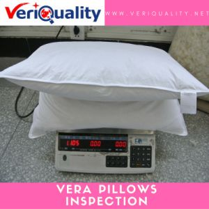 Vera Pillows Quality Control Inspectionservice at Tongxiang, Zhejiang pictures & photos