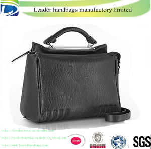 Mk Famous Real Leather Special Brand Design Lady Handbag (LDO-15393) pictures & photos