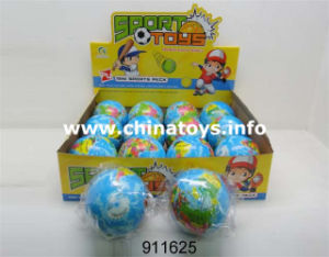 "Promotion Stress 4"" PU Animal Ball Toys (911625) pictures & photos"