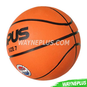 China Manufacture Cheap Price Basketball Mini Size 3 Kids Rubber Basketball Custom pictures & photos