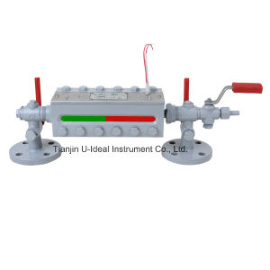 Boiler Bi-Color Water Level Indicator - Tank Level Gauge (B49H) pictures & photos
