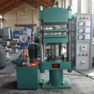 Xlb350X350 Lab Type Testing Rubber Vulcanizing Press for Sale pictures & photos
