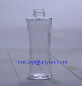 Slender Shape Glass Jar for Lotion Packing 100ml pictures & photos