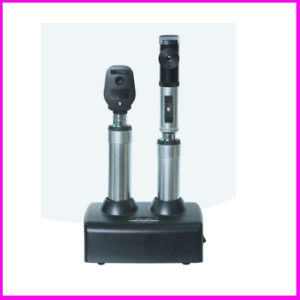 China Ophthalmic Equipment Streak Retinoscope with Ophthalmoscope (YZ24D) pictures & photos
