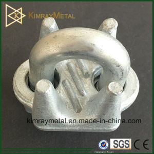 Hot DIP Galvanized Drop Forged Wire Rope Clip pictures & photos