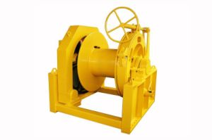 Ini Hydraulic Truck Crane Compact Winch pictures & photos