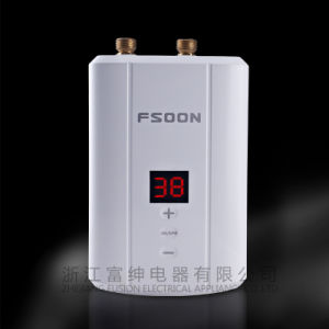 Digital Instant Electric Water Heater with CE Approval (Hr-002)