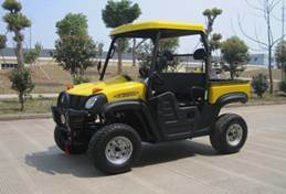 Electric UTV with 5000wmotor with EEC Certificate (GBT50D)