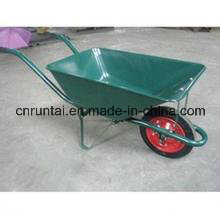Hot Sell Construction Solid Wheel Wheelbarrow Wb2500 pictures & photos