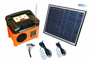 10W Portable DC Solar Power Generator/DC Solar System (SP7) pictures & photos