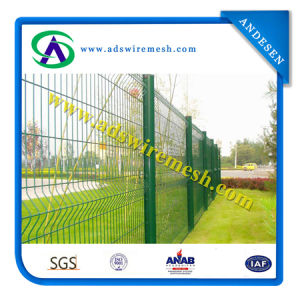 Security Wire Fence Mesh/ Welded Wire Mesh Fence pictures & photos