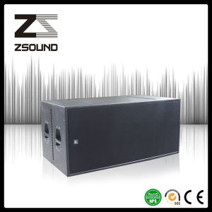 Professional Passive Audio Subwoofer Speaker for Touring Performance pictures & photos