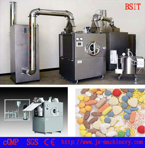 High Efficient Tablet Film Coating Machine (BGW) pictures & photos