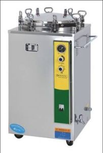 Sterilisator Laboratory Autoclave, Lab Steam Sterilizer Have Stock pictures & photos
