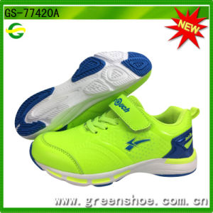 Brand Style Soft and High Quality Kids Sneakers Sport Shoes Children Shoes pictures & photos
