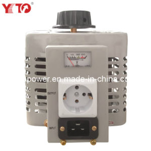 Contact Voltage Regulator/Variac Single Phase Tdgc2-500va/1000va/2000va/3000va