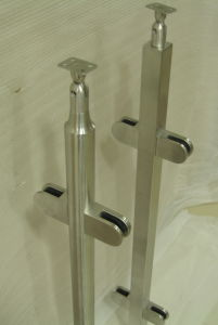 Customized Stainless Steel Balcony Handrail and Railing System pictures & photos