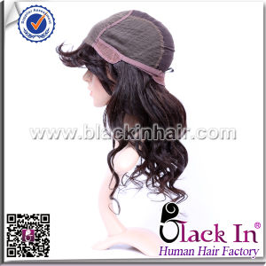 Celebrity 24 Inch Brazilian Body Wave with Baby Hairs Silk Top Full Lace Wigs