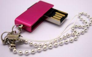 Mini Swivel USB Pen Drive 2GB 4GB Finger Spinner USB Flash Drive pictures & photos