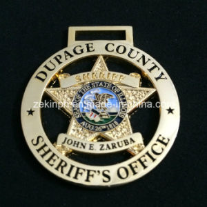 Custom Sheriff Police and University Medals for Rewards pictures & photos