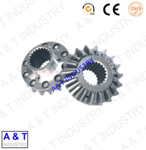 Customized Professional Steel Bevel Gear Box pictures & photos