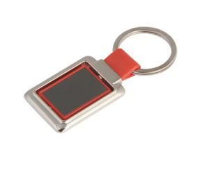 Zinc Alloy Promotional Gift Rectangle Key Holder for Promotion (F1056A) pictures & photos